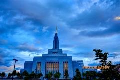 Draper temple fused-81